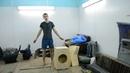 САБВУФЕР - не всегда большая коробка! Новый гараж