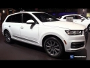 2018 Audi Q7 Quattro - Exterior and Interior Walkaround - 2018 Chicago Auto Show