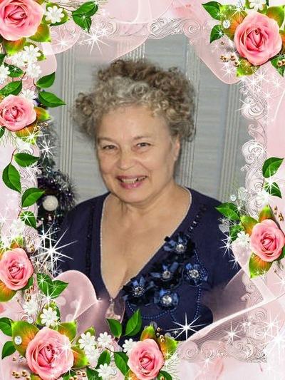 Вера Бабкина, 18 мая 1947, Москва, id203922623