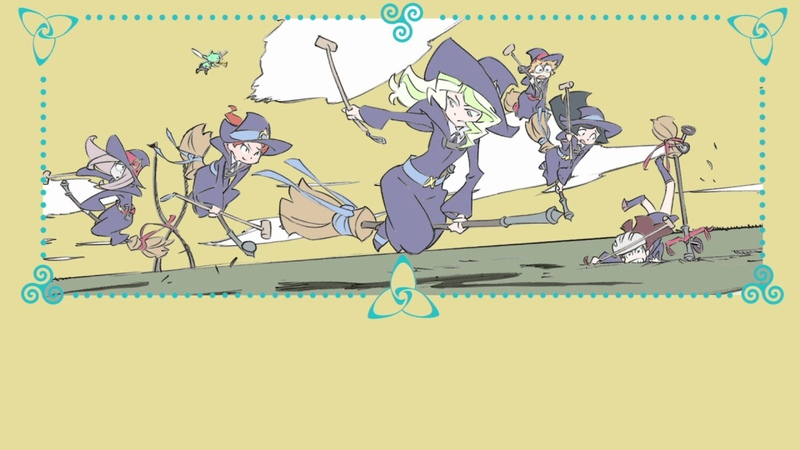 OHARA YUIKO - Hoshi wo Tadoreba『リトルウィッチアカデミア』第1クールノンクレジットED