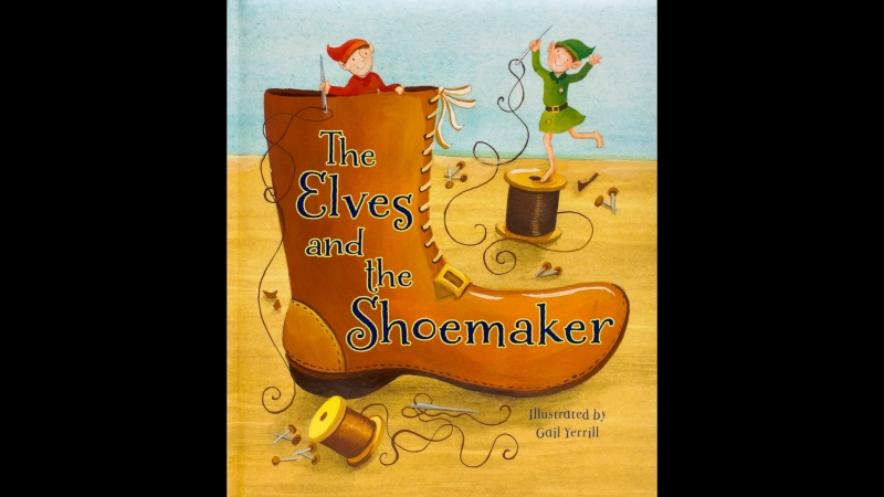Practice English through Stories - The Elves and the Shoemaker