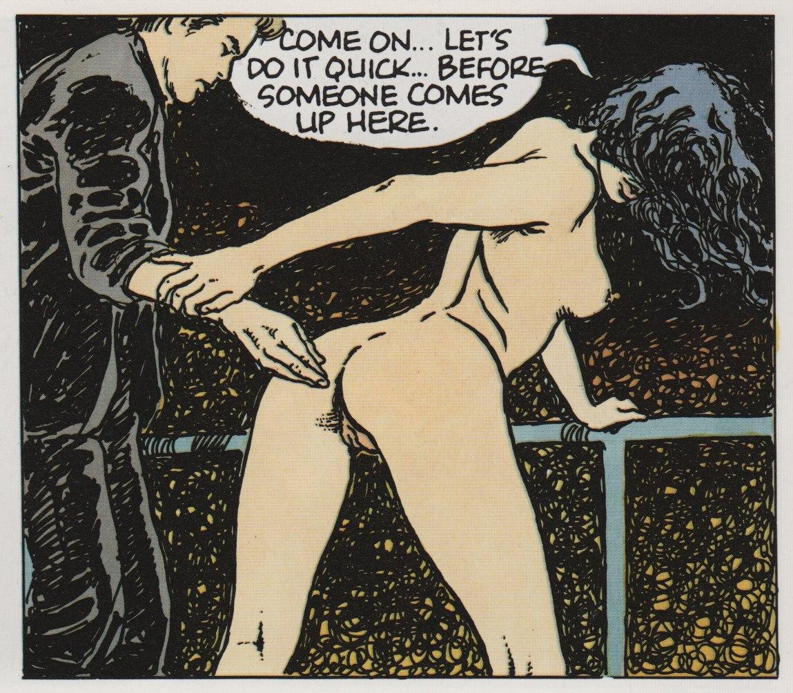 Эротические комиксы манара 26 фотография