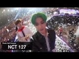 2017MAMA x M2 NCT127 Ending Finale Self Camera