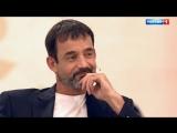 Дмитрий Певцов поведал о том как Ольга Дроздова рассказала мужу о долгожданной беременности.