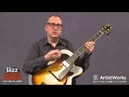 Jazz Guitar Lesson - Approach Notes Neighbor Tones