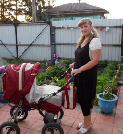 Ольга Хильченко, 1 сентября 1986, Новосибирск, id177245848