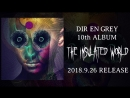 DIR EN GREY - New Album The Insulated World 45 sec Audio Samples