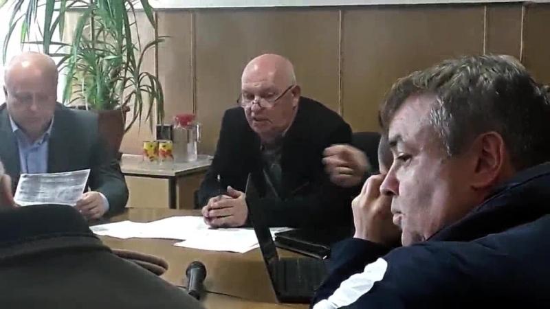 Депутат В.Примак ,,крадіжку,, котлів із котельні КП