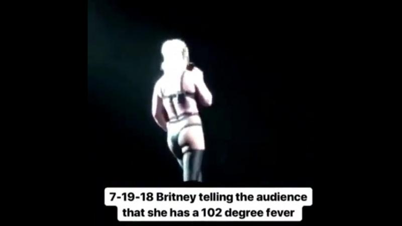 19.07.2018 - Freakshow - 'I'm Sick...' - Borgata, Atlantic City, NJ, USA - Britney Spears