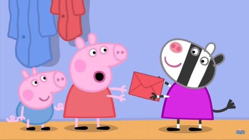 Свинка Пеппа и Универ