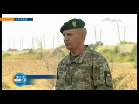 На Луганщине перенесли КПП Меловое на территорию Украины