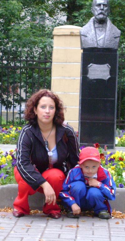 Анастасия Красавина (ермолаева), 3 июня 1991, Череповец, id98831132