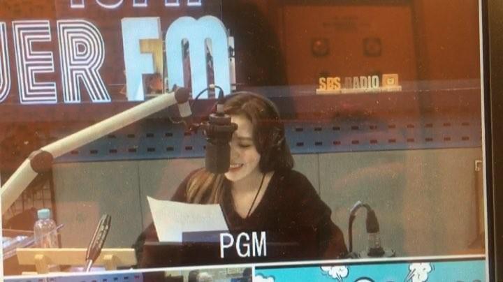 """SBS 라디오 영스트리트 공식계정이에요😎 on Instagram """"완디가 열심히 연습했다는 오545"""