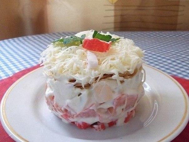 Топ-10 обалденно вкусных салатов