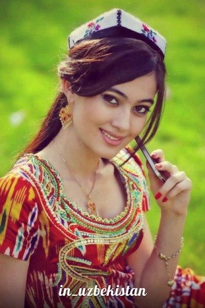 фото узбекиский девушке