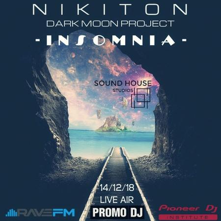 NIKITON - Insomnia on Rave.FM (Live Mix 14.12.18)