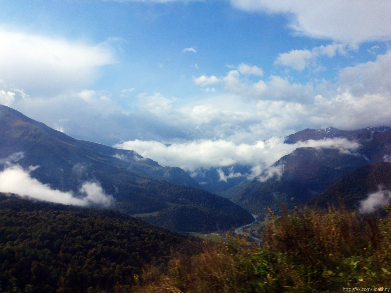 Псебай-Архыз или Наш чудесный Кавказ
