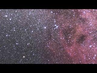 Телескоп ALMA рассмотрел рождение новой звезды (объект Хербига — Аро 46/47)