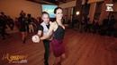 Alexandros Melanie salsa social dancing @ A GOZAR ARACHOVA SBK Meeting