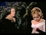 Моцарт - Ария Царицы Ночи - Кристина Дойтеком