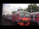Северянин-Ярославский вокзал на ЭД4М-0230
