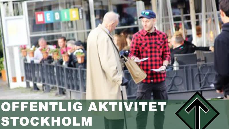 Segway-snut, instabil cyklist och trasvänstern - Näste 1 på Stockholms gator 13/10-18