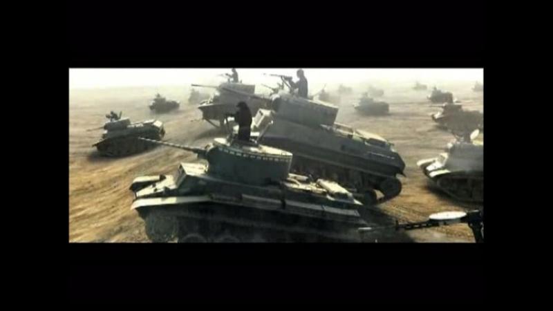 атака танков БТ у реки Халхин Гол