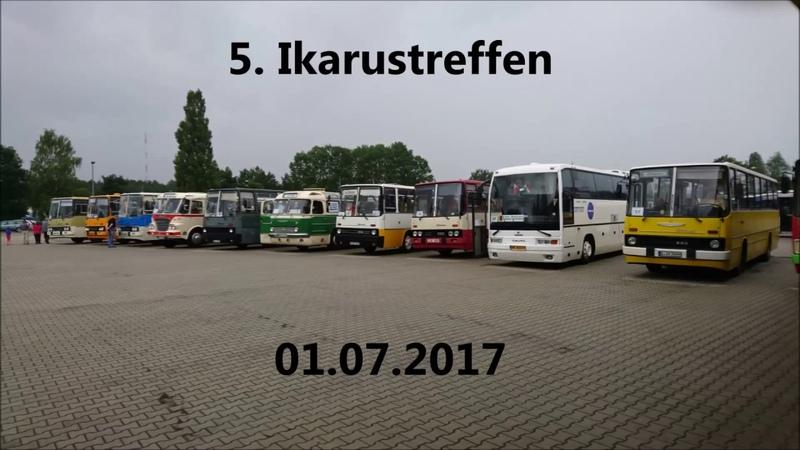Hoyerswerda 5 Ikarus Treffen 01 07 2017