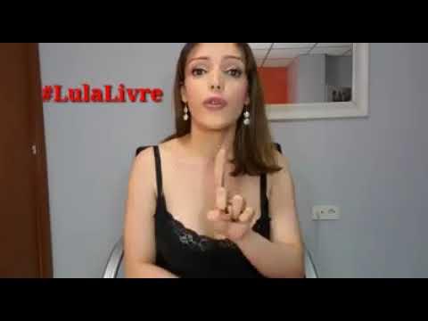 Defendam Lula e Gleisi: Liah é cearense vive na Espanha, onde tem um restaurante.