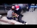 ▶Драка жителей Челябинска на месте скандальной стройки на Калинина