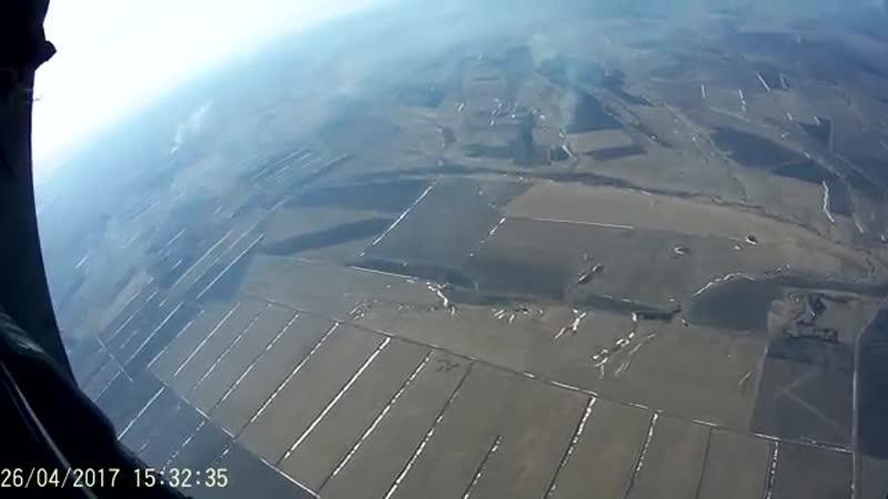 ВДП- прыжки Ми-8 (3000м.)