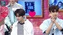 "After School Club on Instagram: ""[Stray Kids] 승민이의 하뚜하트를 받아랏 💕 하트를 받는 창빈이...한이... 나&#5"