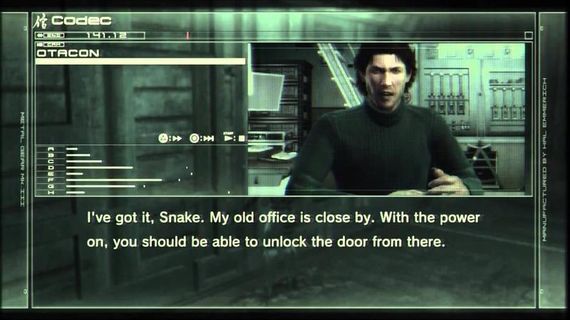 Прохождение Metal Gear Solid 4 (живой перевод и коммент) Ч. 44