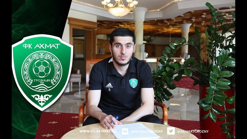 FC Akhmat signed contract with Musalov