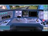 Trainz 2012: Запуск локомотива ЭП1М-500 (Синяя кабина)