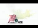 Свинья и печенье. Смешной мультик.