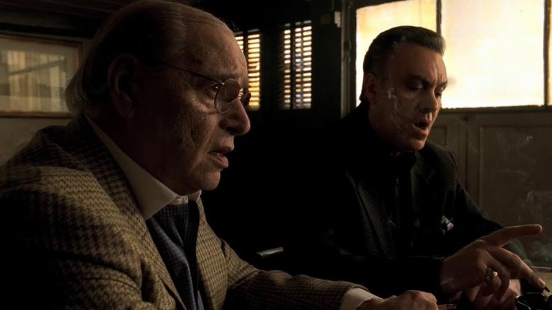 The Sopranos Клан Сопрано Зелман общий