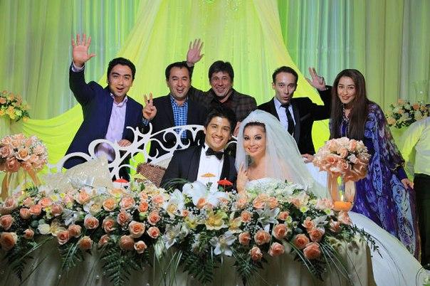 Райхон и йигитали свадьба 4