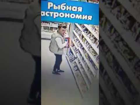 Массовая кража в гастрономе в Среднеуральске