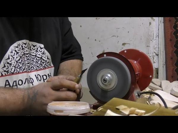 Ошибки при изготовлении резцов Как сделать резцы по дереву Топорик Флажок Ласточкин хвост
