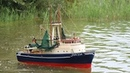 RC Fishing Trawler Delphin CUX 234