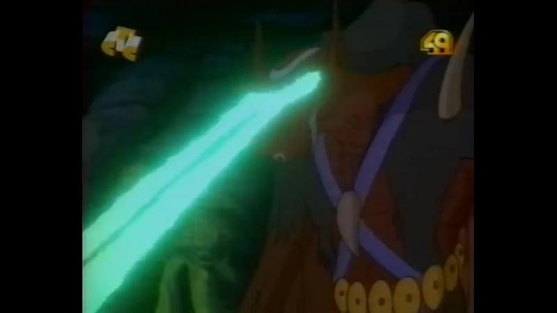 Зорро 1997 1998 сезон 2 серия (3) Vision of Darkness Ведение тьмы