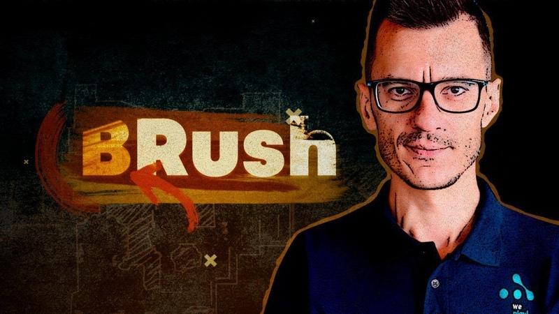 BRush: Эпизод 1 — Путь Astralis к победе на FACEIT Major