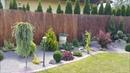 Ogród przydomowy - piękny ogród pod Lublinem