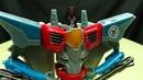 Robots in Disguise Warrior STARSCREAM: EmGo's Transformers Reviews N' Stuff
