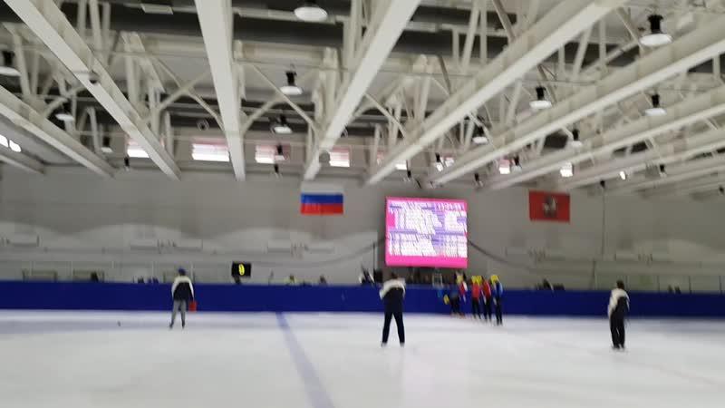 1000м. Женщины 1)4-2 Шугарова