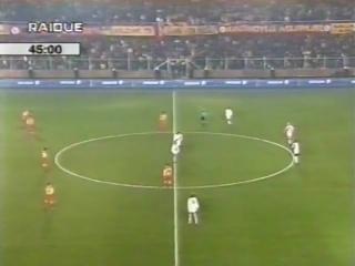 UEFA Cup 1999/00. Galatasaray - Bologna (full)