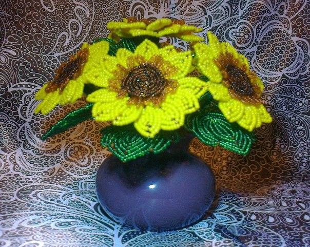 Мастер класс по плетению деревьев из бисера фото - Фото цветов. плетение из бисера деревьев схемы.