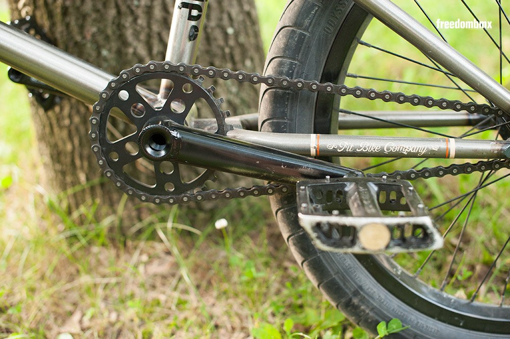 Tom Dugan bikecheck cranks