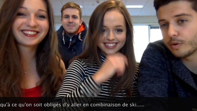 Groupe ESC Clermont. International Studies : Jyvaskyla University of Applied Sciences